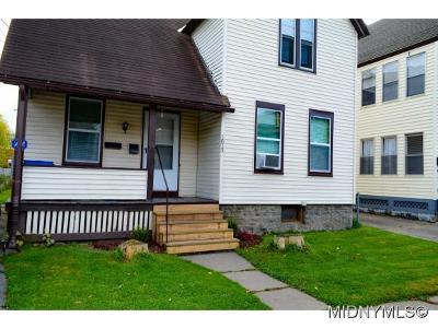 Utica Multi Family Home For Sale: 1013 Walnut St