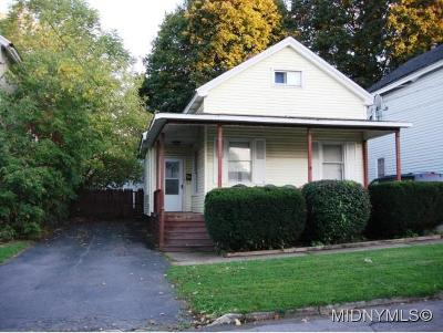Oneida County Single Family Home For Sale: 911 Downer