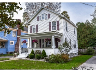 Rome Single Family Home For Sale: 1105 N Madison St