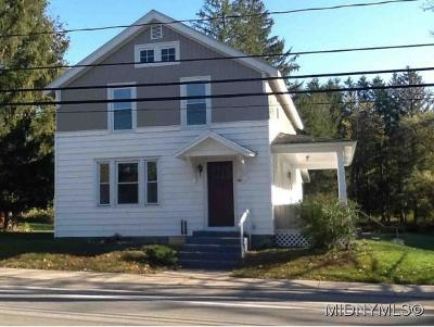 Herkimer County Single Family Home For Sale: 54 N Main St