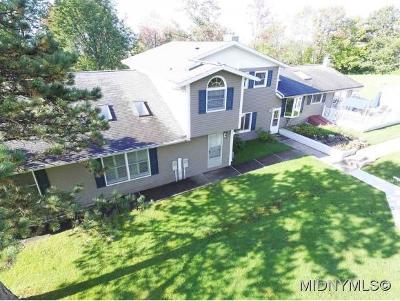 Utica Single Family Home For Sale: 5629 Graham Road