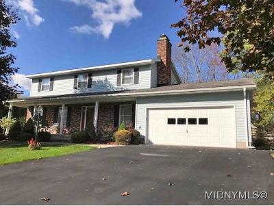 Deerfield Single Family Home For Sale: 213 Ramblewood Drive