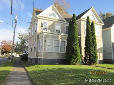 Rome Multi Family Home For Sale: 814 N.james