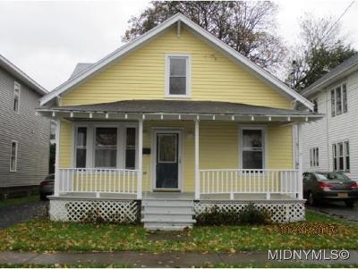 Oneida County Single Family Home For Sale: 127 Hawthorne Ave