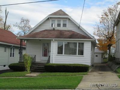 Utica Single Family Home For Sale