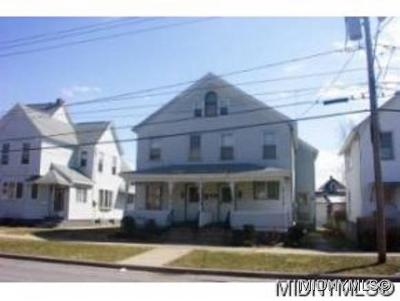 Rome Multi Family Home For Sale: 118 Third Street