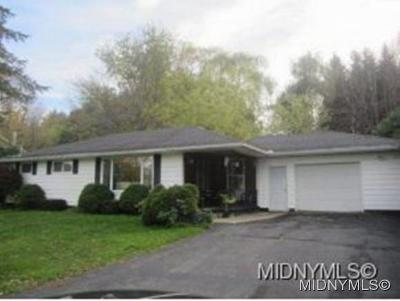 Rome Single Family Home For Sale: 7048 Coleman Mills Rd.