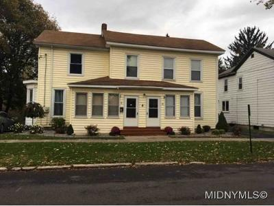 Whitesboro Multi Family Home For Sale: 14 Westmoreland Street
