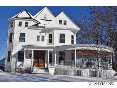 Camden Single Family Home For Sale: 54 Union Street