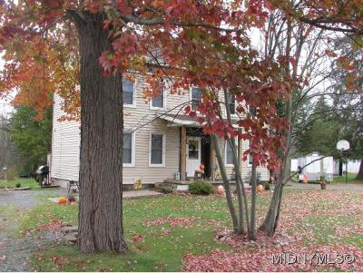 Westmoreland Multi Family Home For Sale: 6637 Dix Road