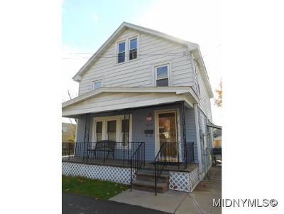 Rome Single Family Home For Sale: 419 W Willett St