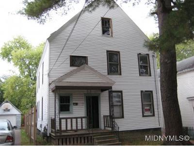 Utica Multi Family Home For Sale: 518 Milgate