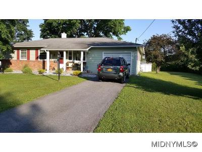 Rome Single Family Home For Sale: 1705 Bedford Street