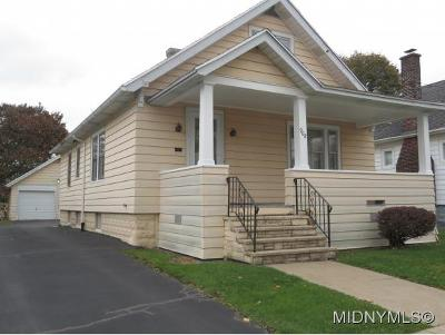 Utica Single Family Home For Sale: 908 Symonds Place