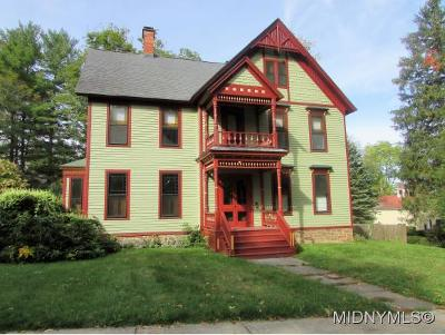 Clinton NY Single Family Home For Sale: $349,900