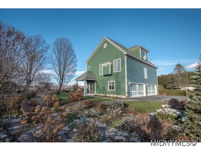 Blossvale, Floyd, Lee, Lee Center, Rome, Taberg Single Family Home For Sale: 6037 Sleepy Hollow Rd
