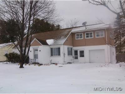 Utica Single Family Home For Sale: 1325 Belle Ave