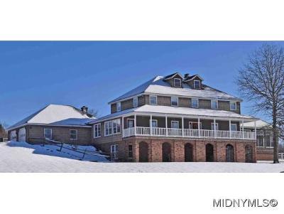Camden NY Single Family Home For Sale: $649,900