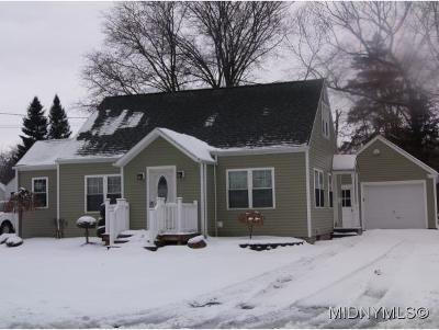 Yorkville Single Family Home For Sale: 2123 Walcott Avenue