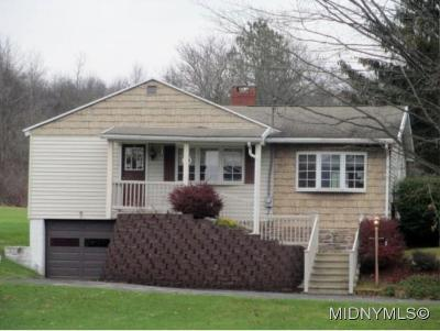 Herkimer, Ilion, Little Falls, Mohawk, Schuyler Single Family Home For Sale: 131 Bidleman Road