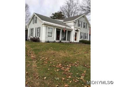 Herkimer County Single Family Home For Sale: 79 N Main St