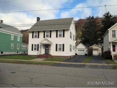 Herkimer County Single Family Home For Sale: 222 Burwell Street