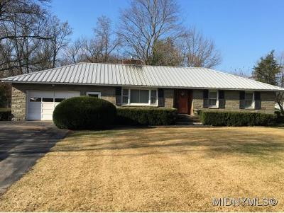 ROME Single Family Home For Sale: 7901 S Pennystreet Rd