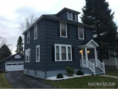 Whitesboro Single Family Home For Sale: 3 First Street