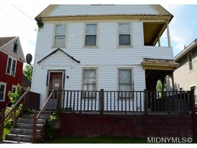 UTICA Single Family Home For Sale: 1018 Churchill Ave