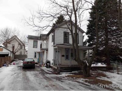 Utica Multi Family Home For Sale: 738 Lansing Street