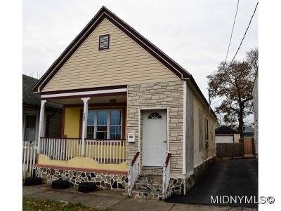 Oneida County Single Family Home For Sale: 748 Lansing Street