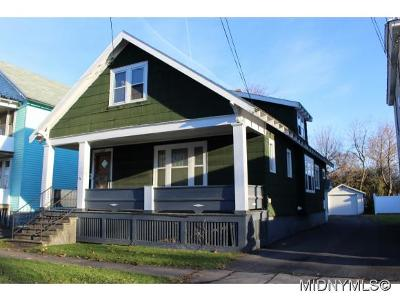 UTICA Single Family Home For Sale: 1529 Taylor Ave