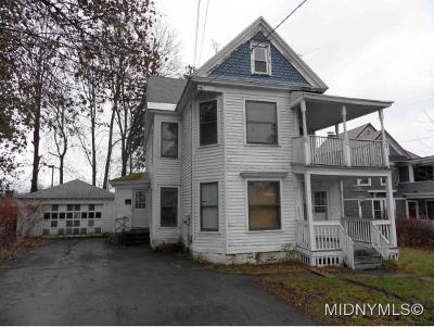 New Hartford Multi Family Home For Sale: 26 Paris Road