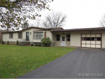 Herkimer County Single Family Home For Sale: 190 Litchfield Road