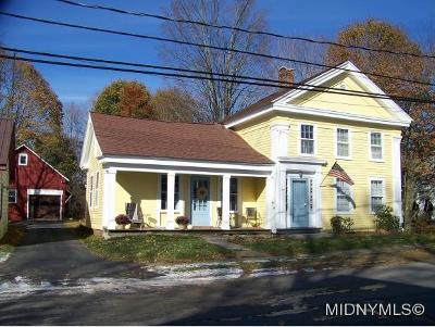 Oneida County Single Family Home For Sale: 615 Summit