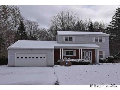 WHITESBORO Single Family Home For Sale: 107 Bedford Drive