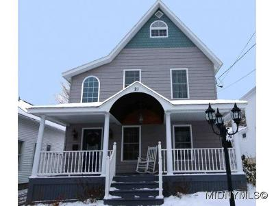 New Hartford NY Single Family Home For Sale: $235,000