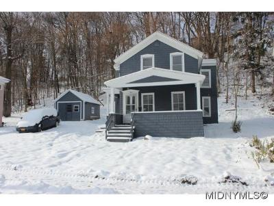 Herkimer County Single Family Home For Sale: 154 Prospect Ave