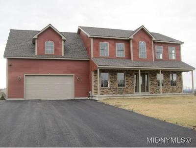 Marcy Single Family Home For Sale: 5503 Corey Court