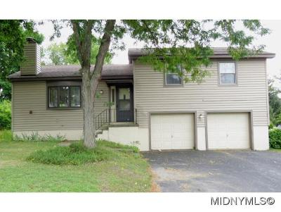 Herkimer County Single Family Home For Sale: 711 Ronald Street