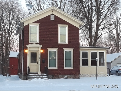 Whitesboro Single Family Home For Sale: 186 Main Street