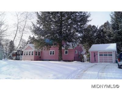 Herkimer County Single Family Home For Sale: 222 Second Street