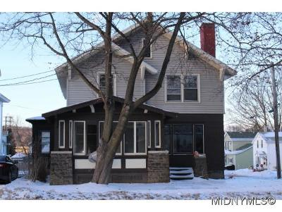 Herkimer County Single Family Home For Sale: 46 West Main Street