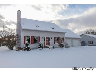 Herkimer, Ilion, Little Falls, Mohawk, Schuyler Single Family Home For Sale: 104 Ray Street North