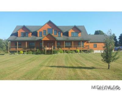 Oneida County Single Family Home For Sale: 12566 State Route 46