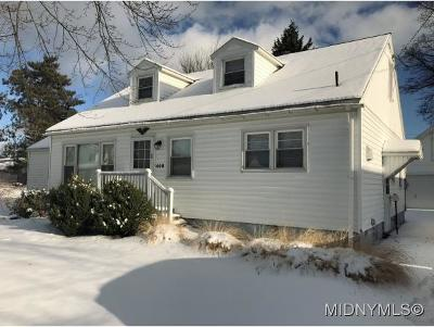 Oneida County Single Family Home For Sale: 408 Buchanan Road