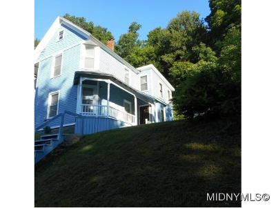 Herkimer County Single Family Home For Sale: 110 Kenyon Street