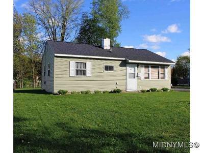 WHITESBORO Single Family Home For Sale: 14 Walnut Drive