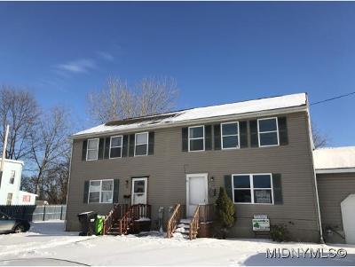 Madison County Single Family Home For Sale: 123 Cedar St