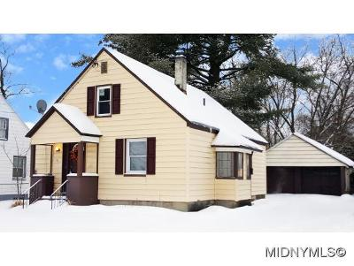 Rome Single Family Home For Sale: 413 Mayberry Rd